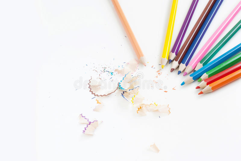 书写颜色艺术概念背景空为文本或复制horiz 库存图片