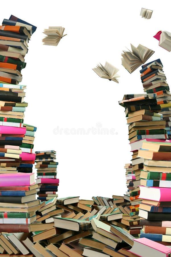 书出卖 免版税库存照片