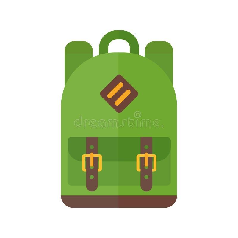 书包传染媒介例证 库存例证