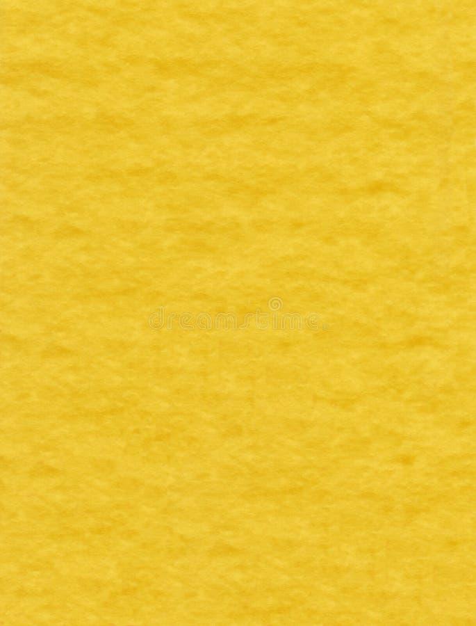 书套纸张黄色 库存照片