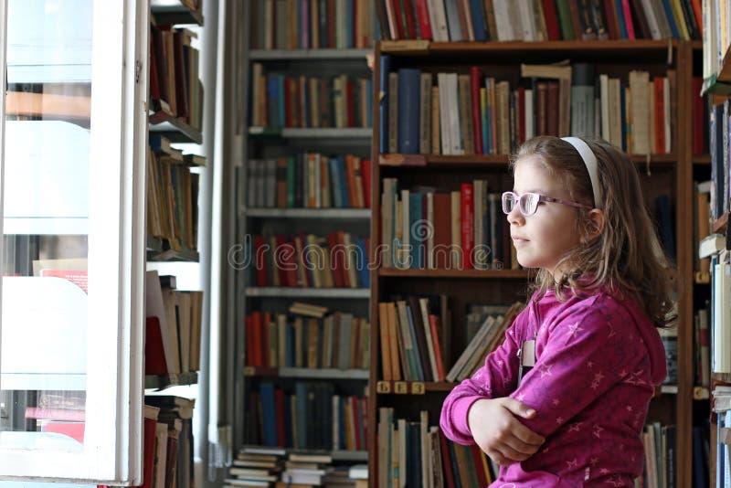 Download 书女孩一点 库存照片. 图片 包括有 偶然, 少许, 研究, 室内, 图书馆, 人们, 基本, 相当, 知识 - 62535542