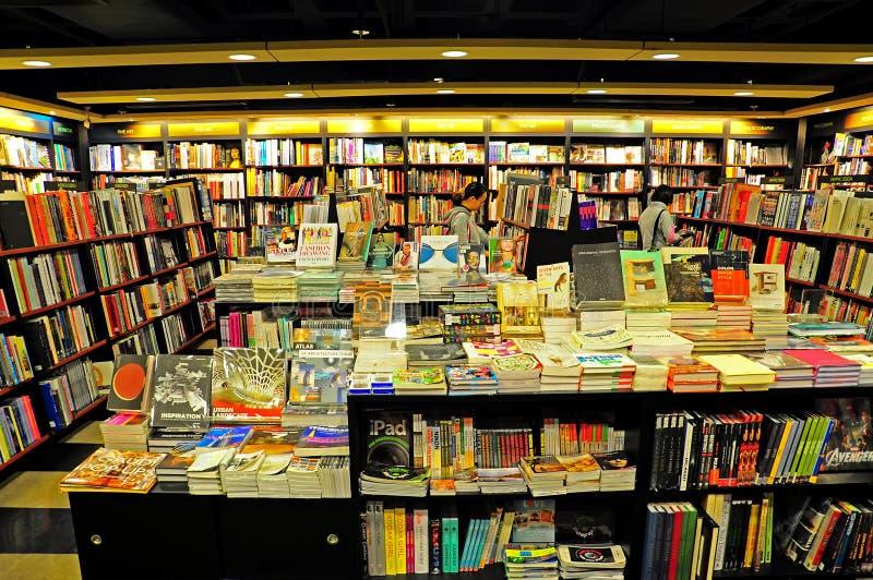 书店内部 库存图片