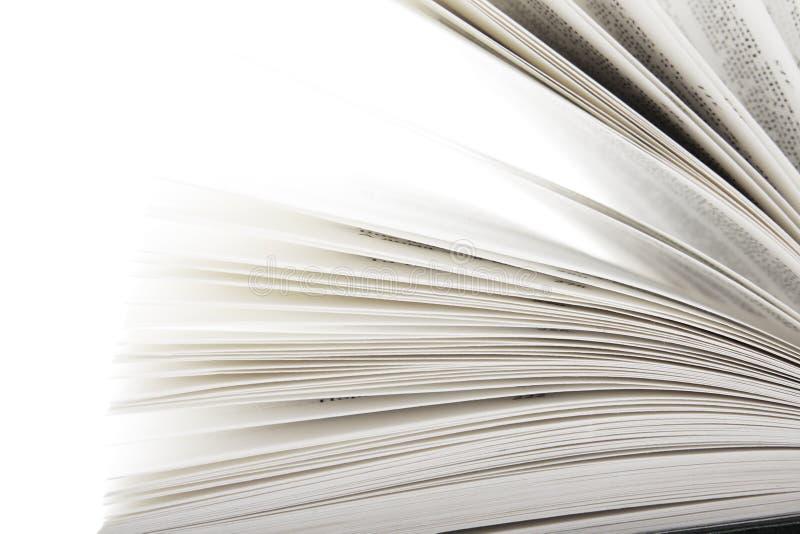 书开放零件 免版税图库摄影