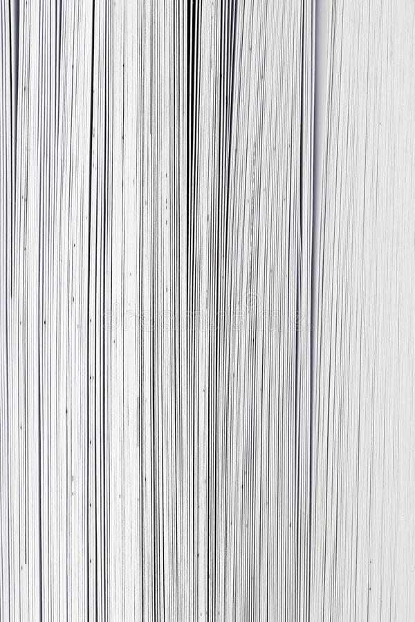 书接近  免版税库存照片