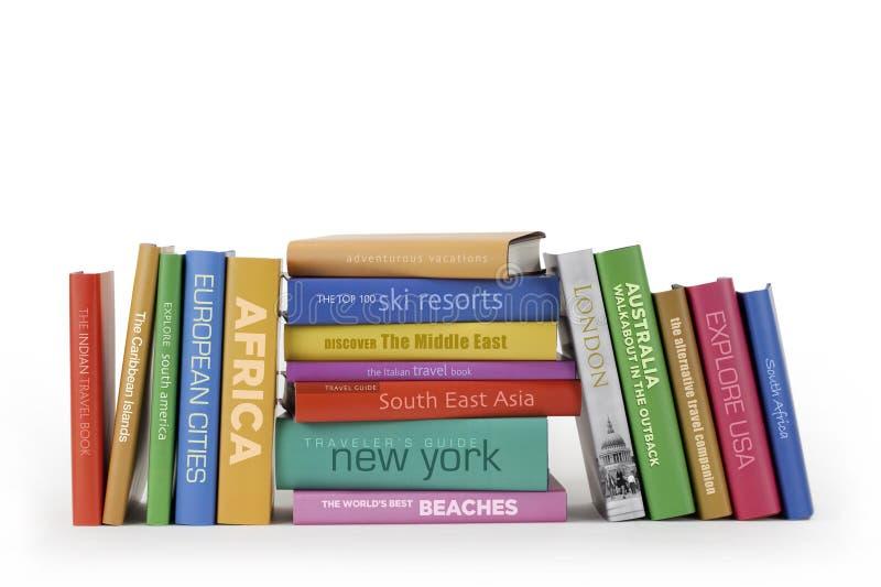 书旅行 免版税图库摄影