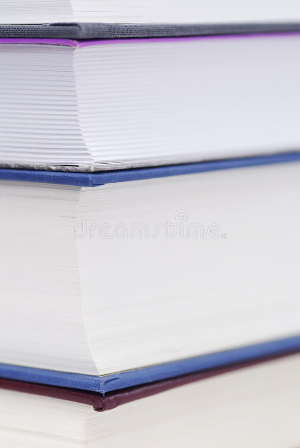 书架文本垂直 免版税图库摄影