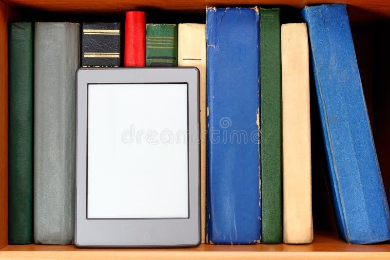 书架ebook 库存照片