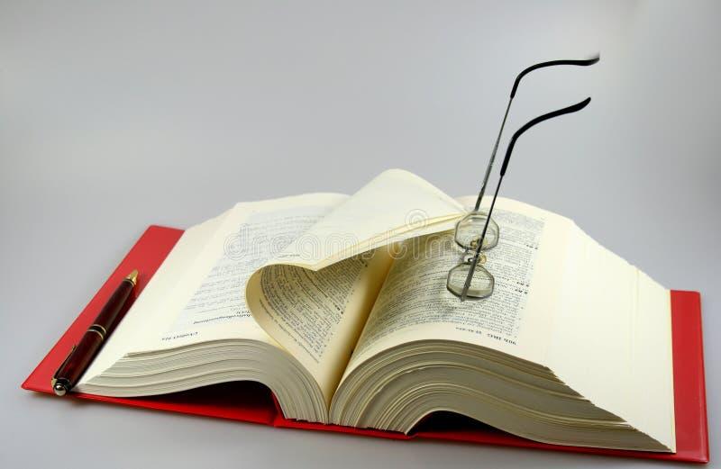 书法律 图库摄影