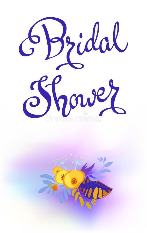 Download 书法花卉卡片 向量例证. 插画 包括有 照亮, brewster, 看板卡, 装饰, 颜色, 订婚, 字体 - 72365849