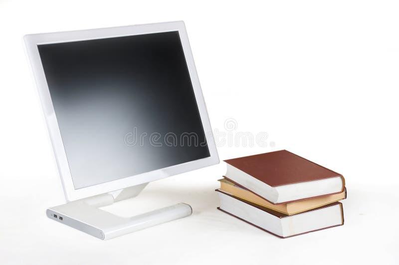 书监控程序 免版税库存照片