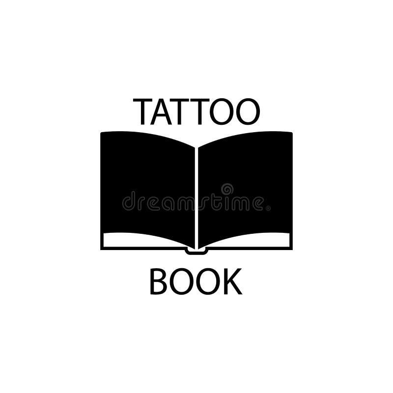 书籍收藏纹身花刺象 纹身花刺象的元素流动概念和网apps的 纵的沟纹样式书籍收藏纹身花刺象能b 库存例证