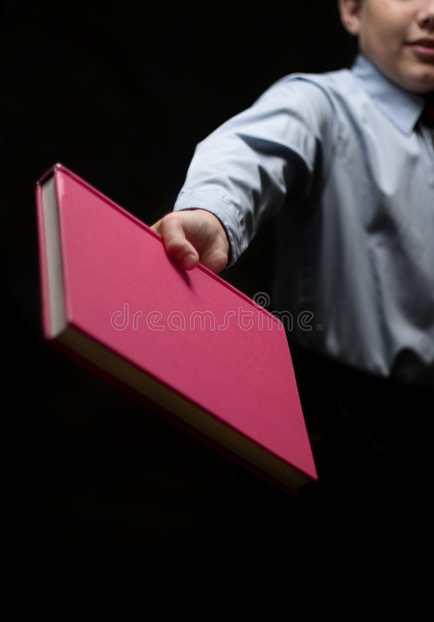 书获得您 免版税库存图片