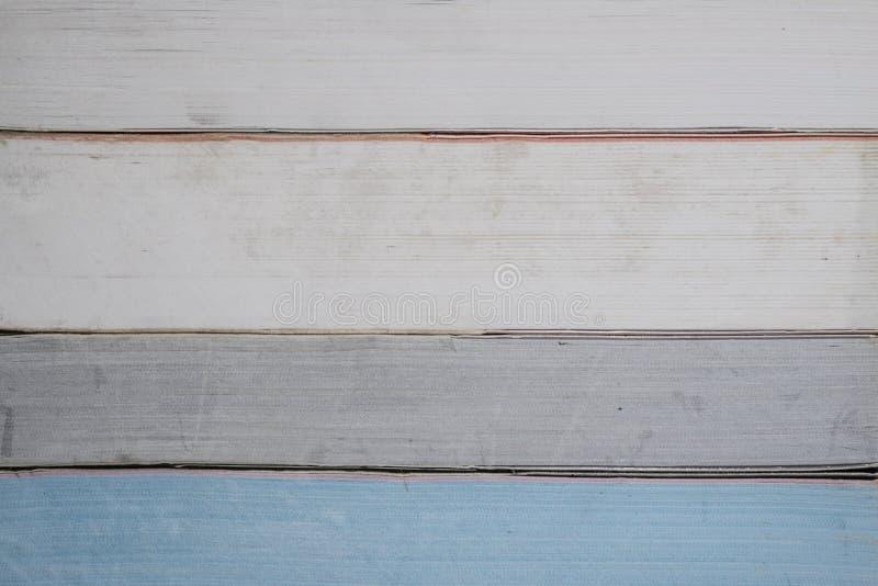 书顶视图背景  免版税库存照片