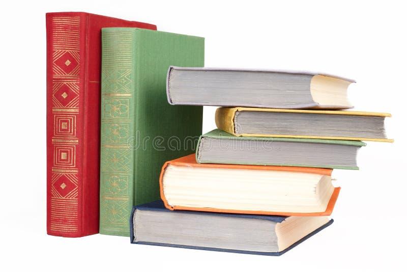 书颜色 图库摄影