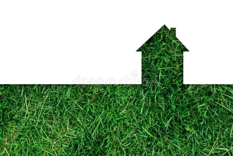 买或卖房子或公寓 免版税库存图片