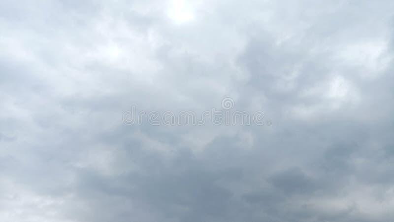 乱层云 库存照片