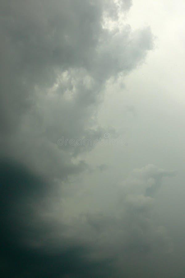 乱层云 库存图片