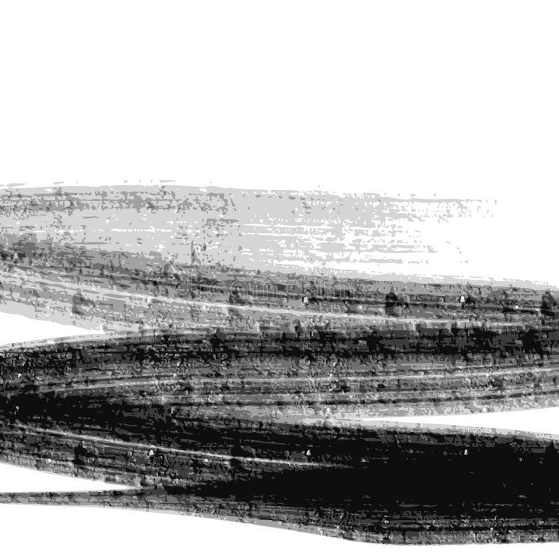 乱画抽象手拉的样式 向量例证