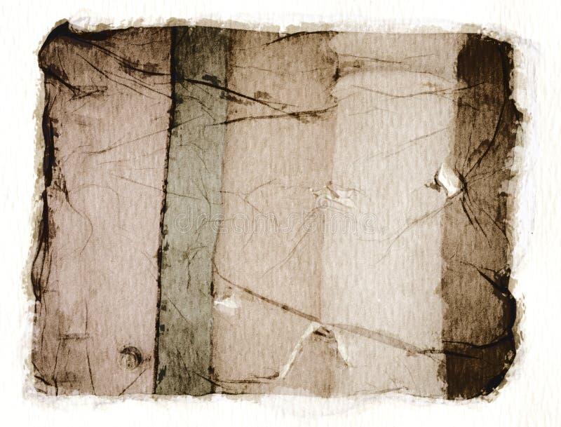 乳化液人造偏光板 库存图片