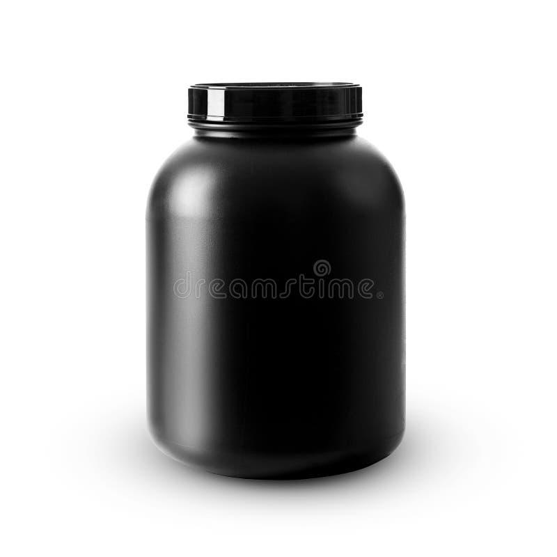 乳清蛋白 免版税库存照片