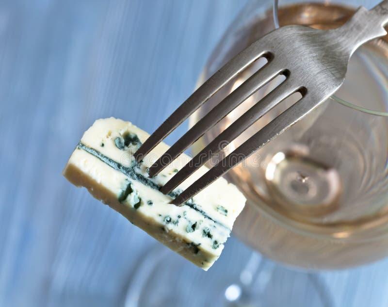 乳酪和醴 免版税库存照片