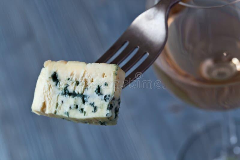 乳酪和醴 库存照片