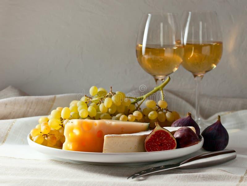 乳酪用果子 免版税库存照片