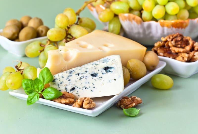 乳酪用果子 库存图片