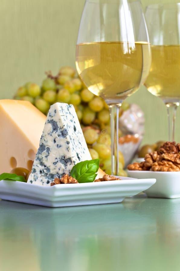 乳酪用果子 免版税图库摄影