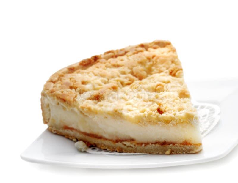 乳酪蛋糕点心 库存照片