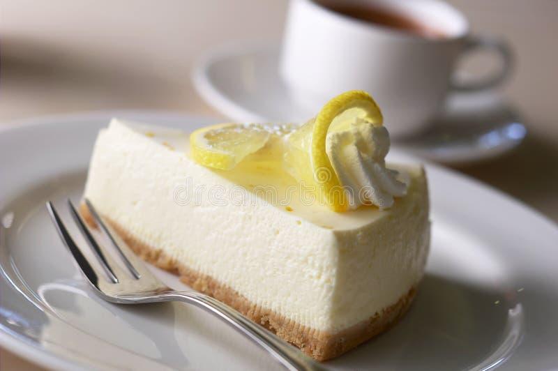 乳酪蛋糕 库存图片