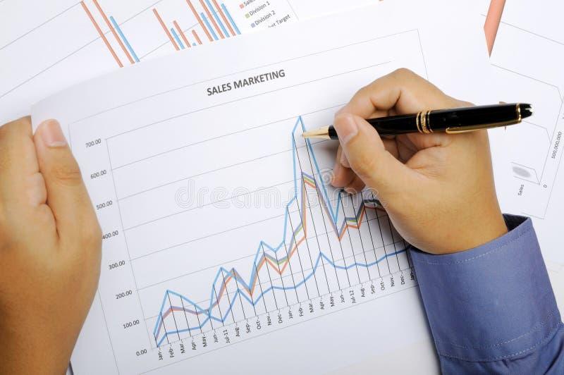 事务和财政概念 免版税图库摄影
