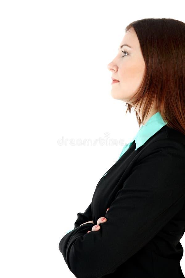 事务的妇女 免版税图库摄影