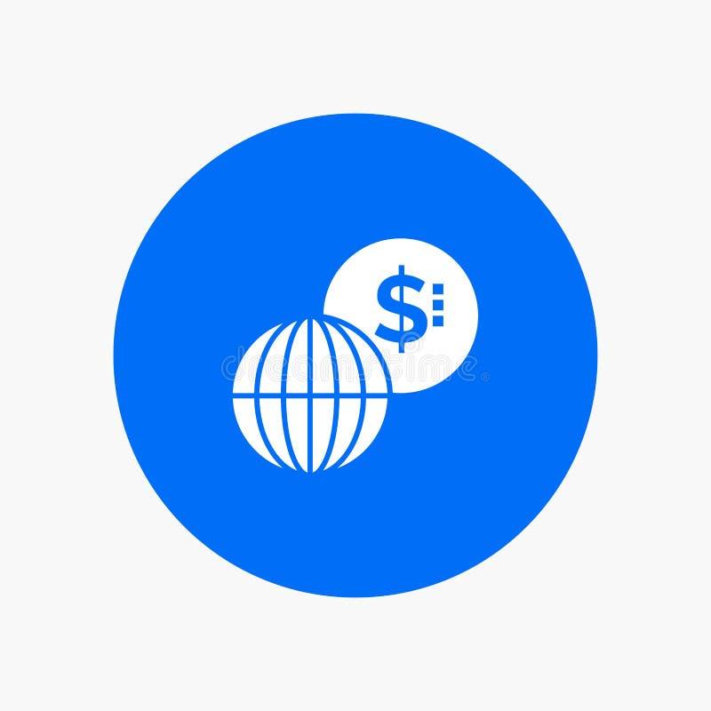 事务,全球性,市场,现代 向量例证
