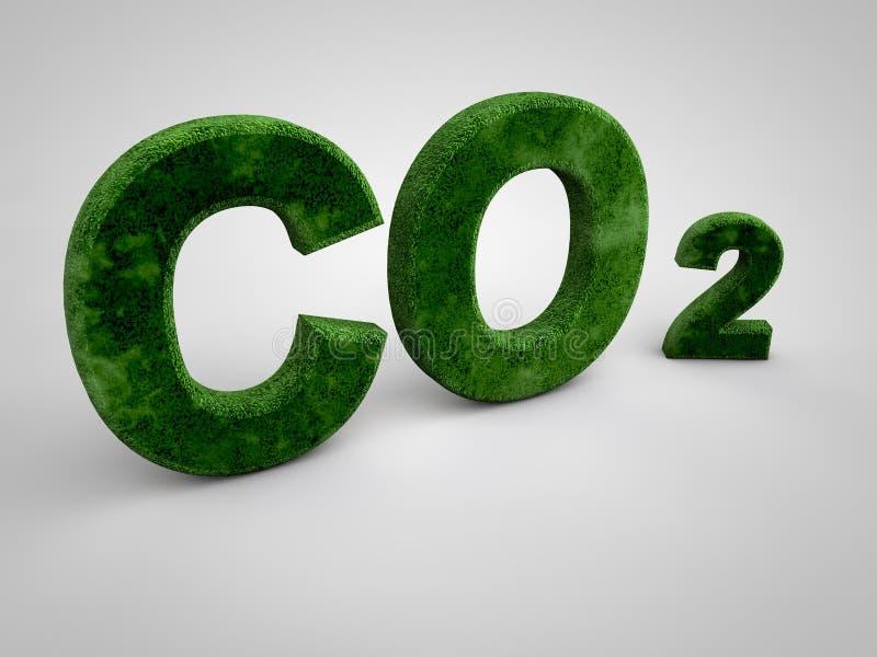二氧化碳 库存图片