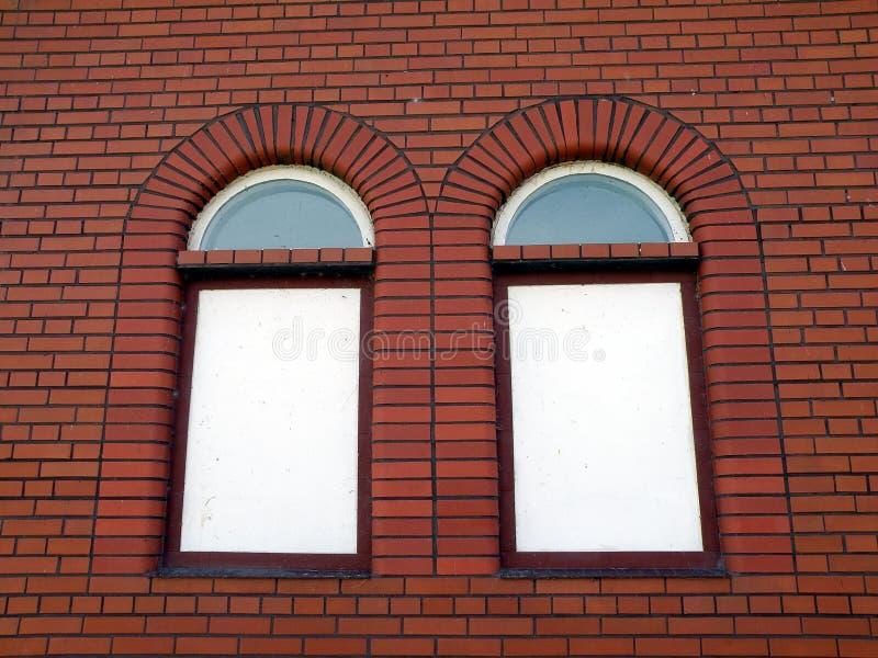 二视窗 免版税库存图片