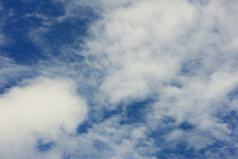 云彩和 免版税库存照片