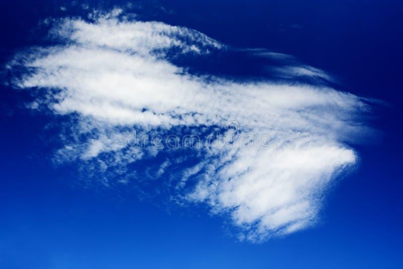 云彩天空 库存图片