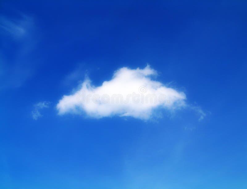 云彩2 图库摄影