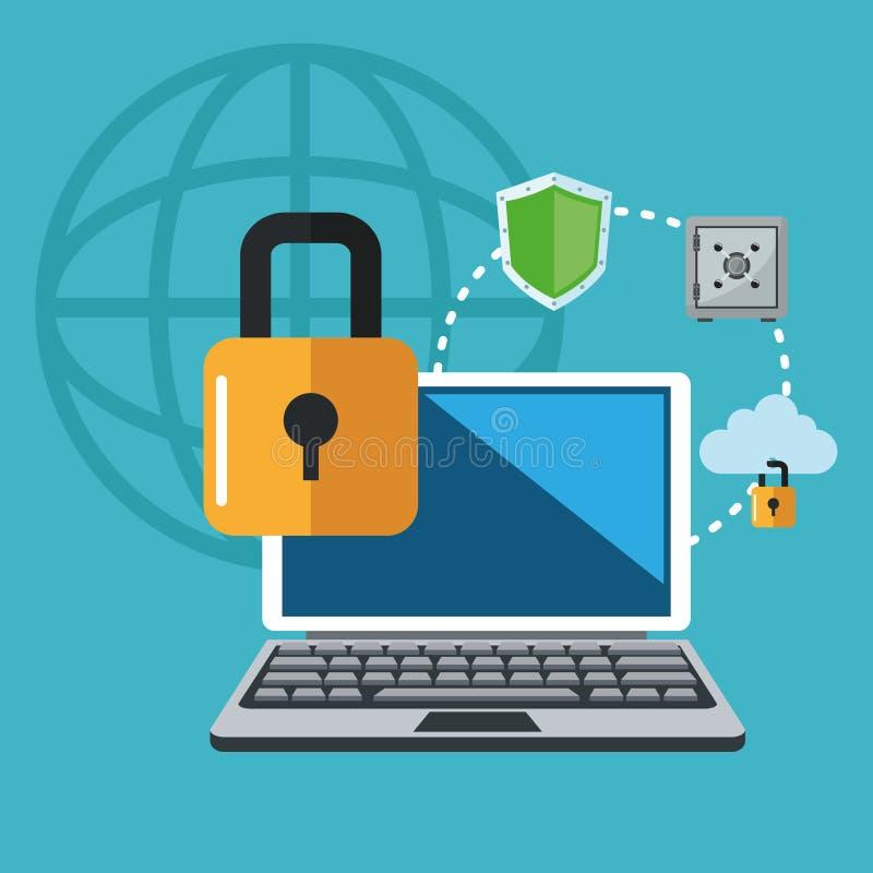 Download 互联网安全设计 系统象 五颜六色的例证,传染媒介 向量例证. 插画 包括有 酒精, 图标, 例证, 传染 - 72371815