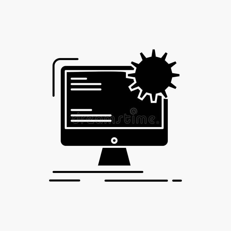互联网,布局,页,站点,静态纵的沟纹象 r 皇族释放例证