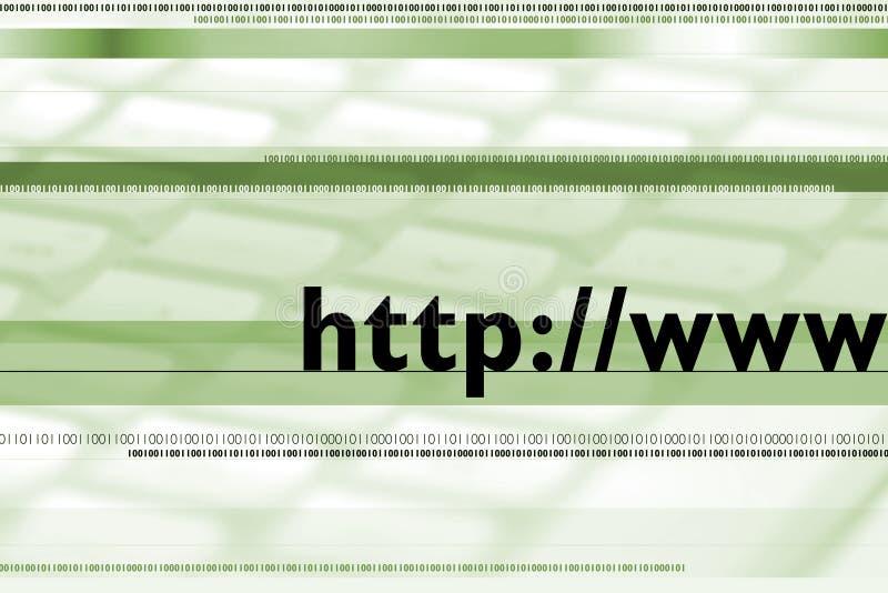 互联网 库存例证