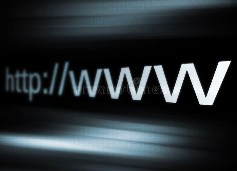互联网 向量例证