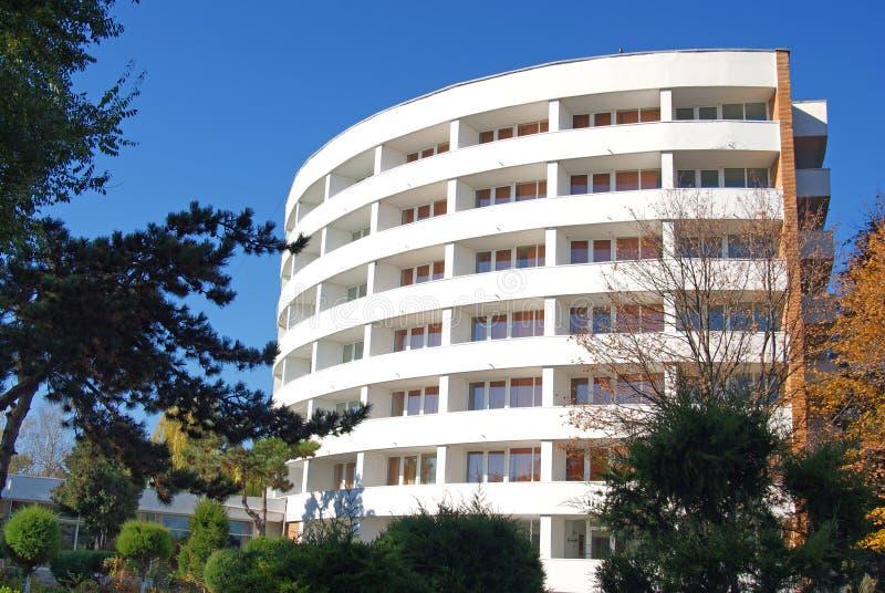 五家旅馆星形 免版税库存图片