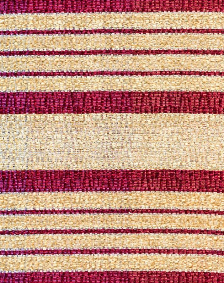 五颜六色传统泰国丝绸 库存照片
