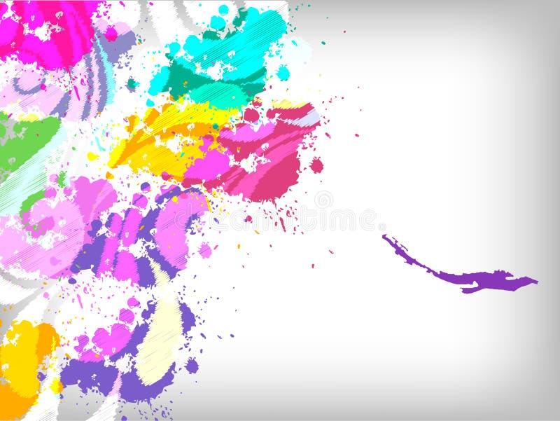 Download 五颜六色抽象的背景 向量例证. 插画 包括有 阻力, 背包, 小点, 街道画, 五颜六色, 查出, 图象 - 15686268