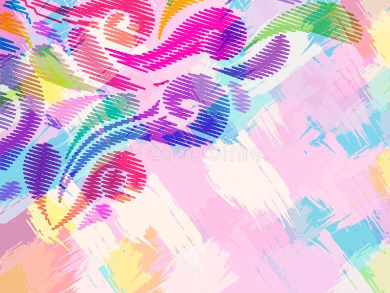 Download 五颜六色抽象的背景 向量例证. 插画 包括有 墨水, 下落, 滴水, 例证, 钞票, 背包, 概念性, 照亮 - 15686351