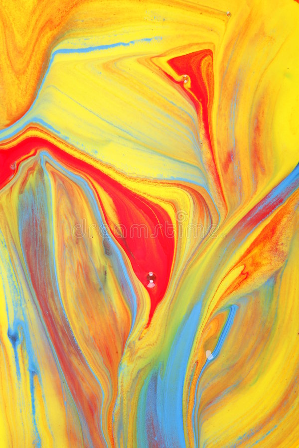 五颜六色抽象的背景 图库摄影