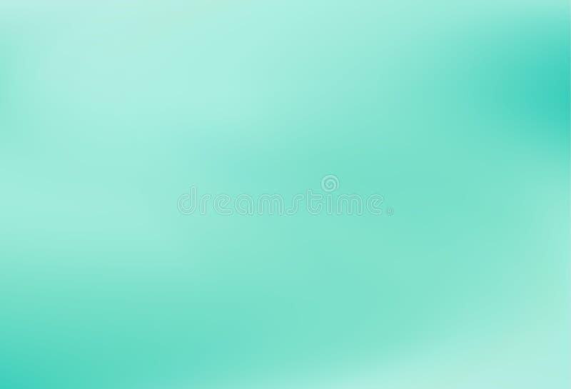 五颜六色的全息照相的背景 明亮的流动液体 霓虹全息术纹理 库存例证