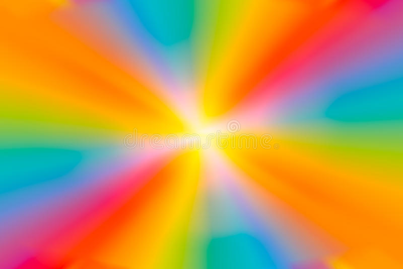 五颜六色的加速度超级最快速度行动 库存照片